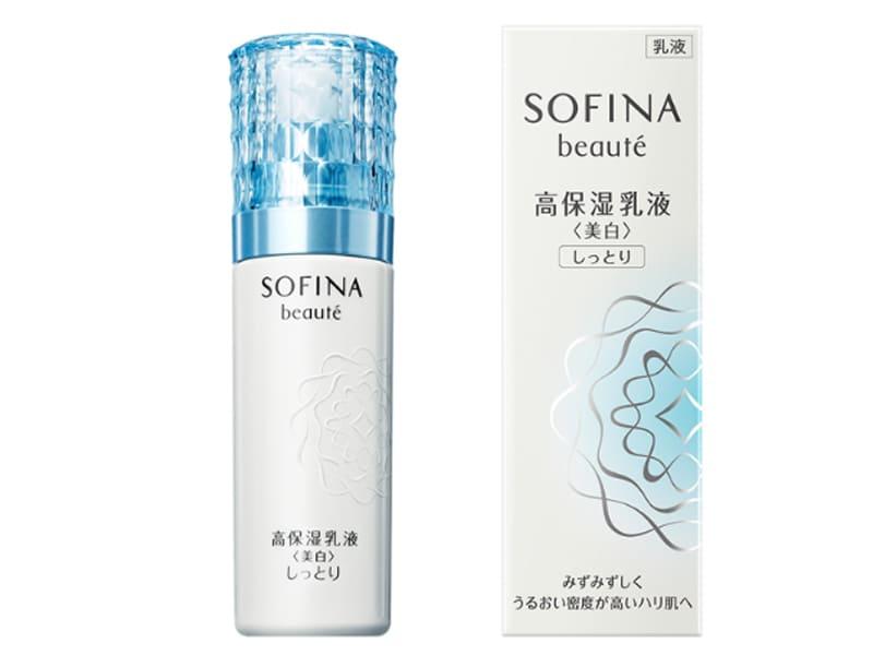 SOFINA 蘇菲娜 芯美顏美白瀅潤滲透乳升級版(清爽型)