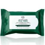 The Body Shop 美體小舖 茶樹淨膚清爽潔顏布 Tea Tree Cleansing Wipes
