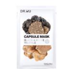DR.WU 達爾膚醫美保養系列 晶鑽松露保濕膠囊面膜 Black & White Truffle Hydrating Capsule Mask